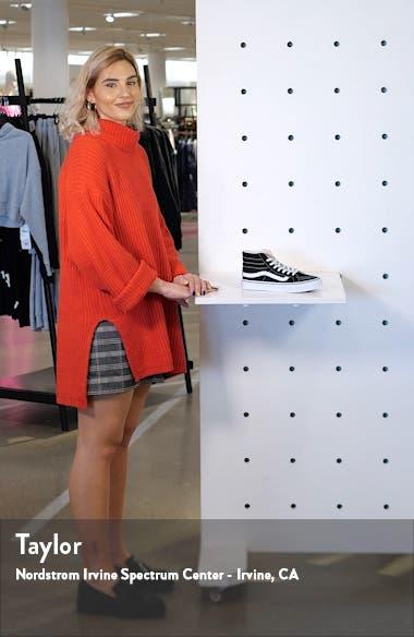 Sk8-Hi Slim High Top Sneaker, sales video thumbnail