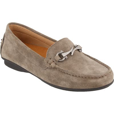 Taos Bit Moccasin Loafer, Grey