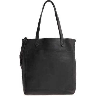 Madewell Medium Leather Transport Tote -