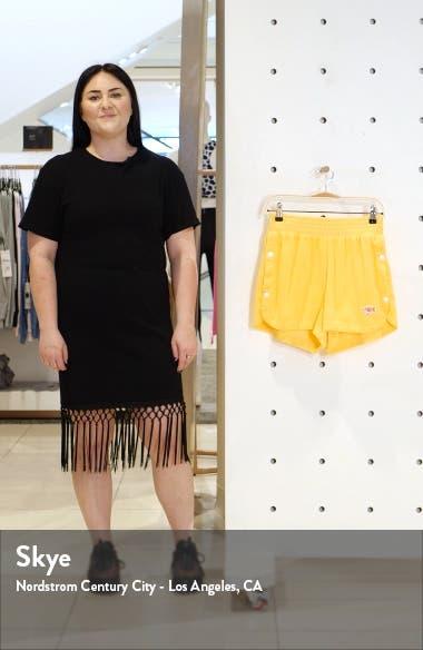 Sportswear Retro Terry Shorts, sales video thumbnail