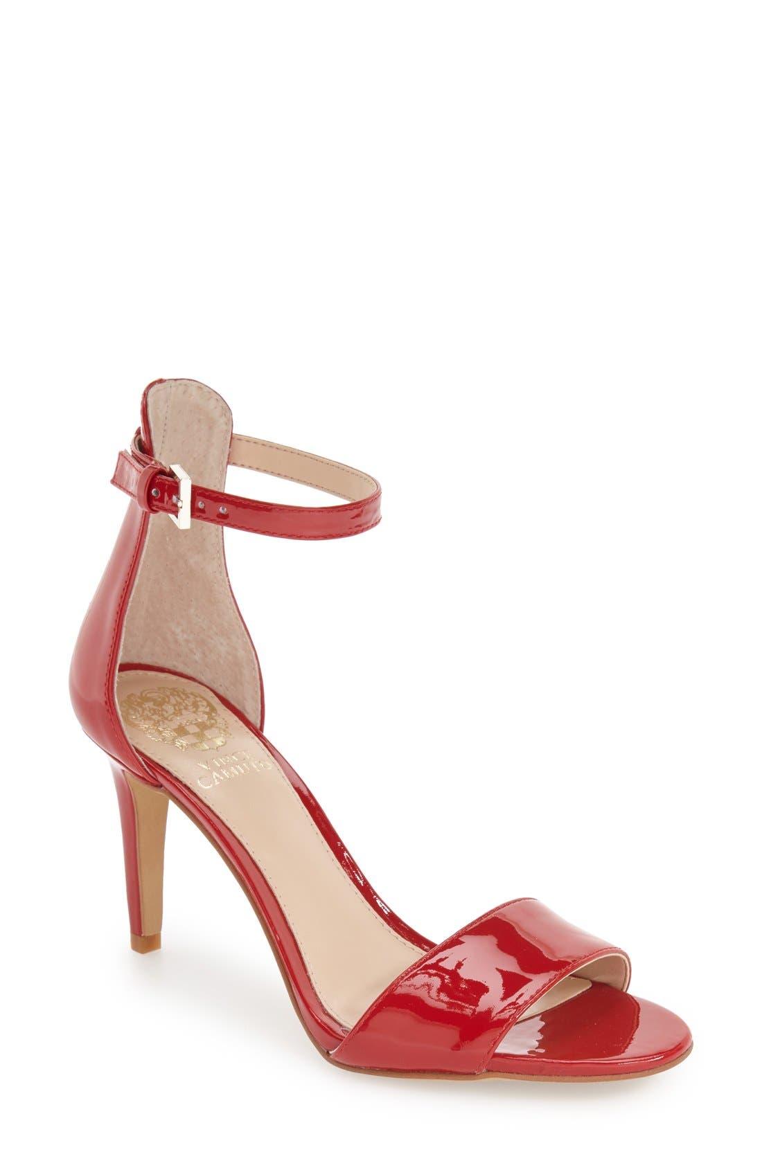 ,                             'Court' Ankle Strap Sandal,                             Main thumbnail 86, color,                             640