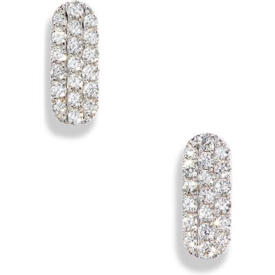 Bony Levy Bardot Diamond Pave Stud Earrings (Nordstrom Exclusive)
