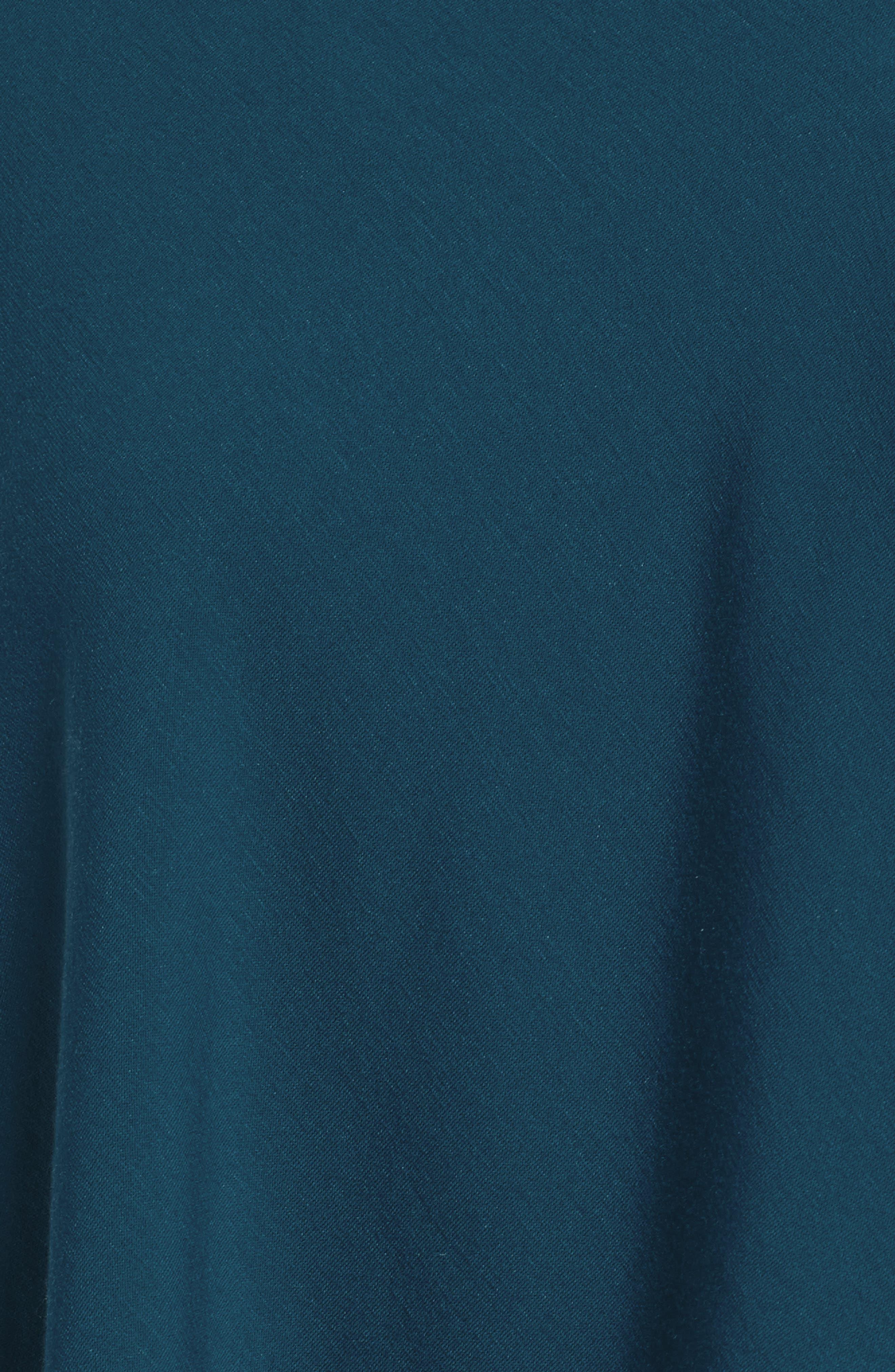 ,                             One-Button Fleece Wrap Cardigan,                             Alternate thumbnail 77, color,                             305