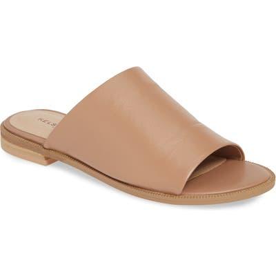 Kelsi Dagger Brooklyn Ruthie Slide Sandal- Beige