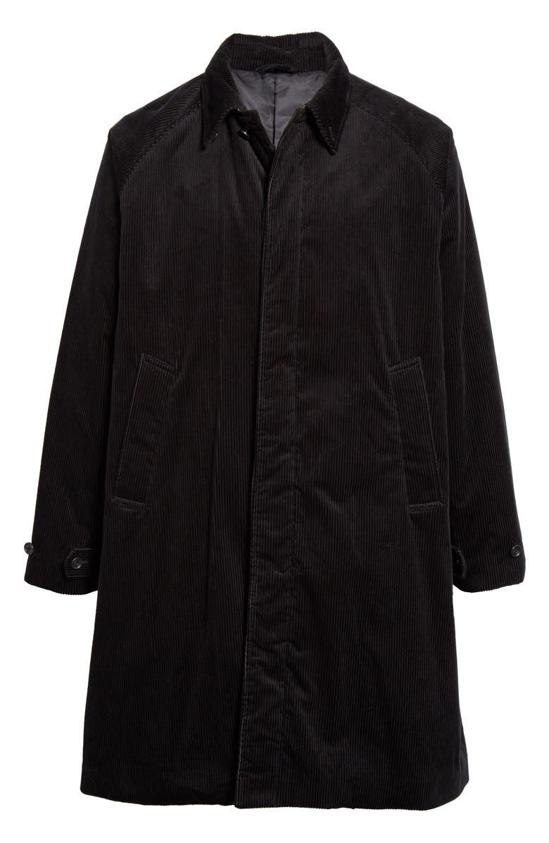 BEAMS Water Repellent Corduroy Jacket, Main, color, 001