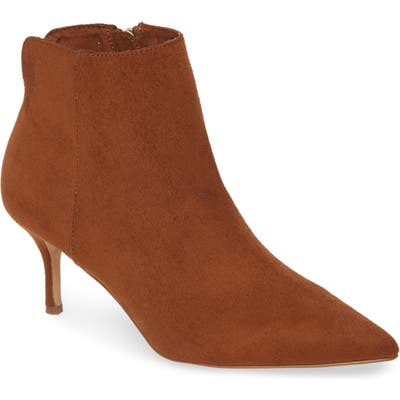 Charles By Charles David Albuquerque Bootie- Brown