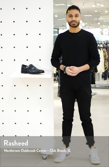 Regal Double Monk Strap Shoe, sales video thumbnail