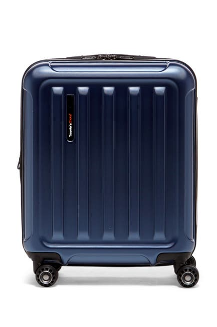 """Image of Traveler's Choice Smart USB Port 20"""" Expandable Hardside Spinner Luggage"""