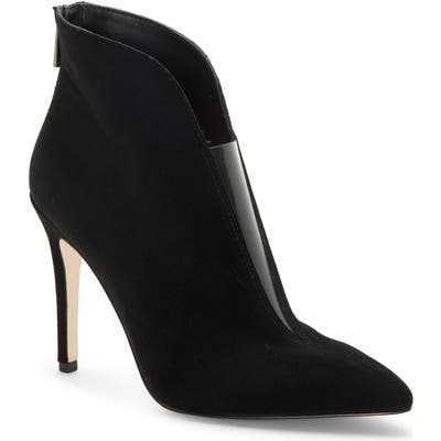 Jessica Simpson Piercie Pointy Toe Bootie, Black