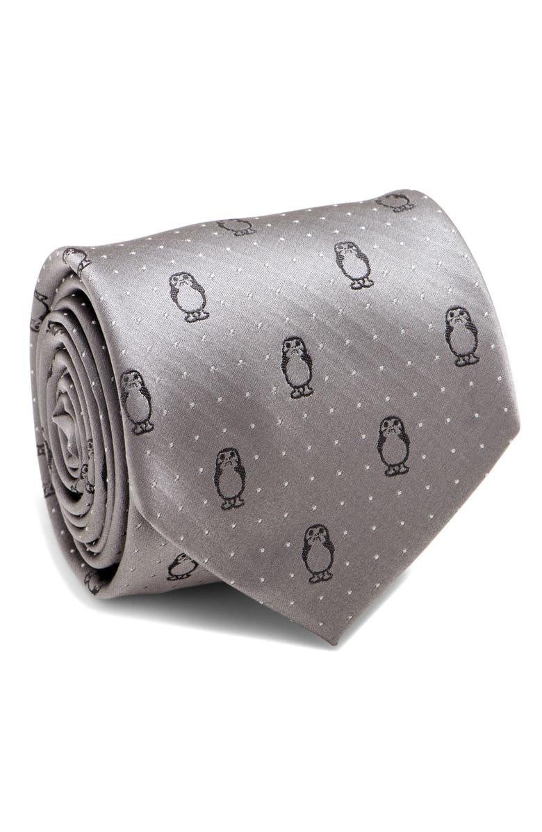 CUFFLINKS, INC. Porg Silk Tie, Main, color, 020