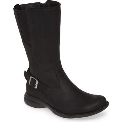 Merrell Andover Peak Waterproof Boot- Black