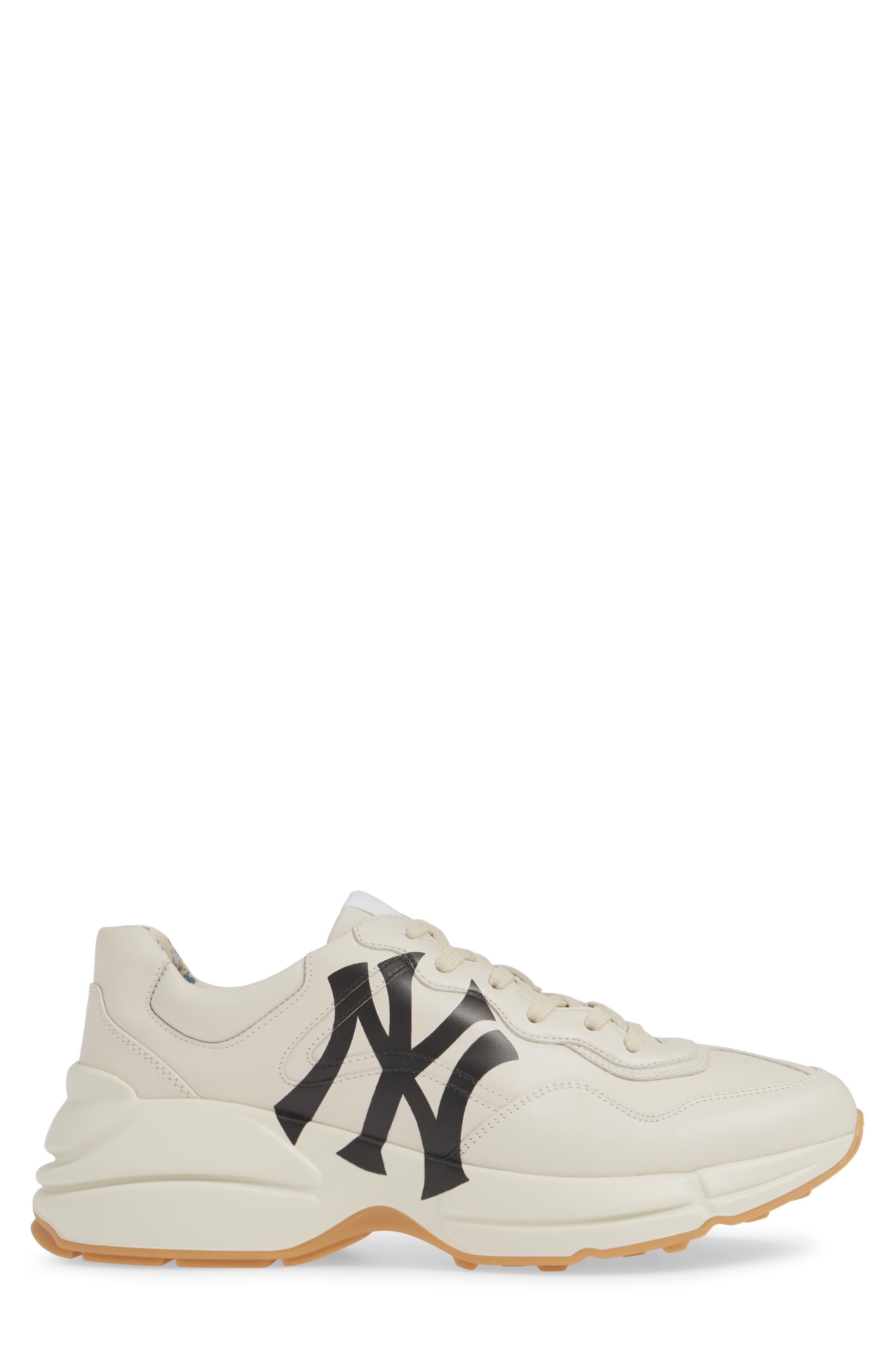 ,                             Rhyton Sneaker,                             Alternate thumbnail 3, color,                             MYSTIC WHITE/ WHITE