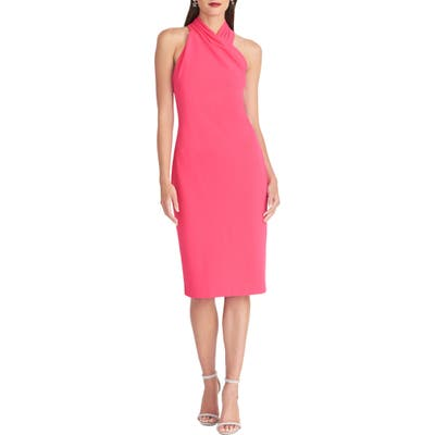 Rachel Rachel Roy Harland Halter Dress, Pink