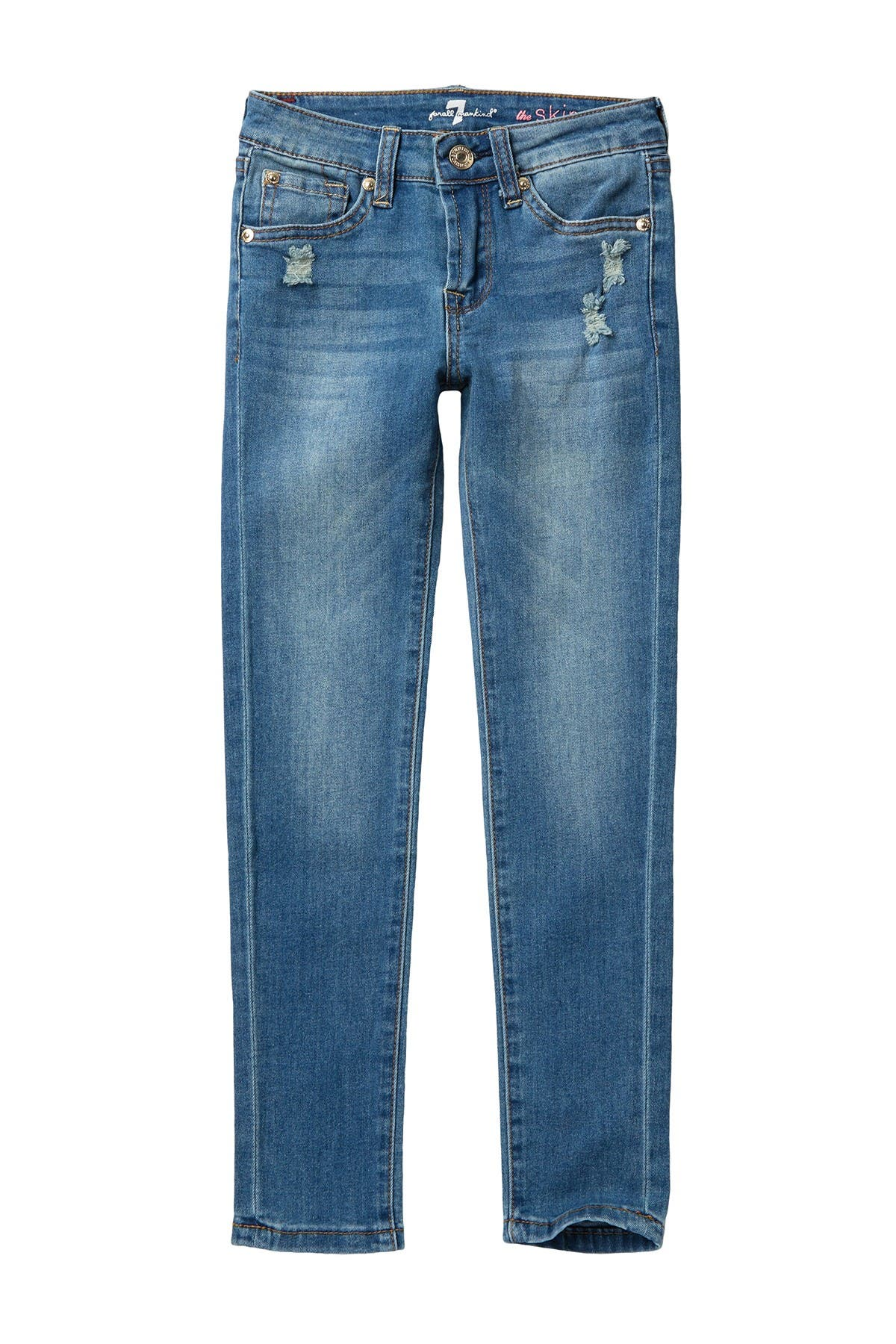 Image of 7 For All Mankind The Skinny Stretch Denim Jeans