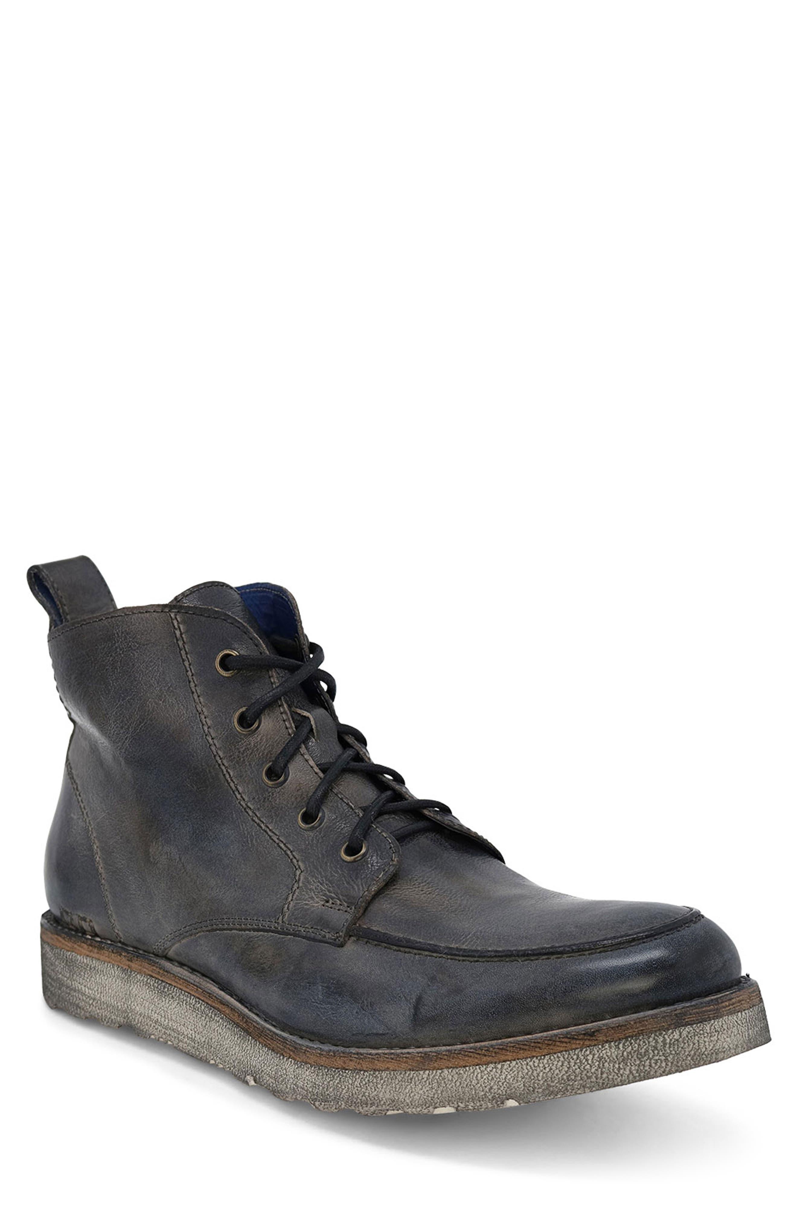 Lincoln Moc Toe Boot