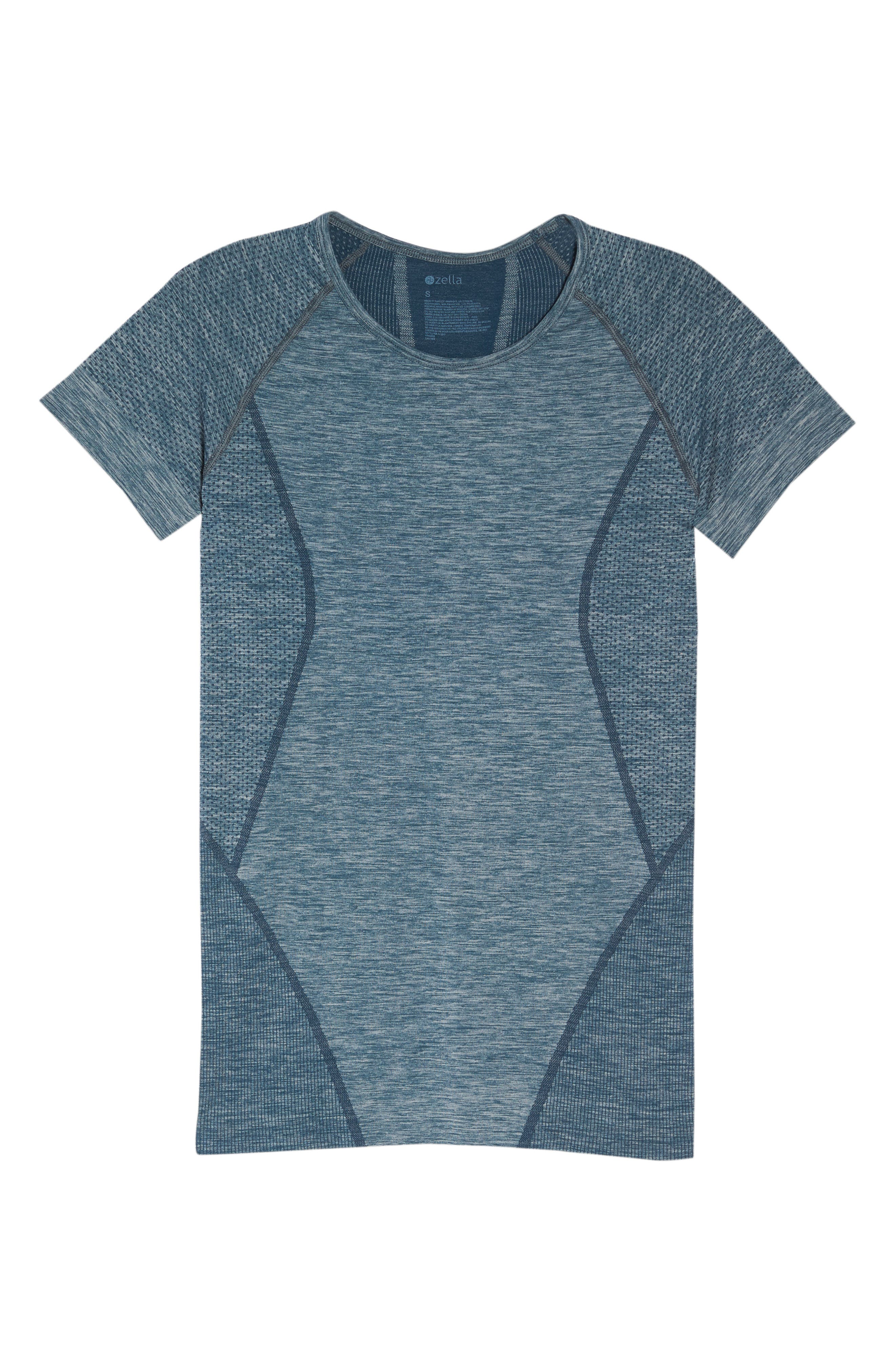 ,                             Stand Out Seamless Training Tee,                             Alternate thumbnail 71, color,                             449