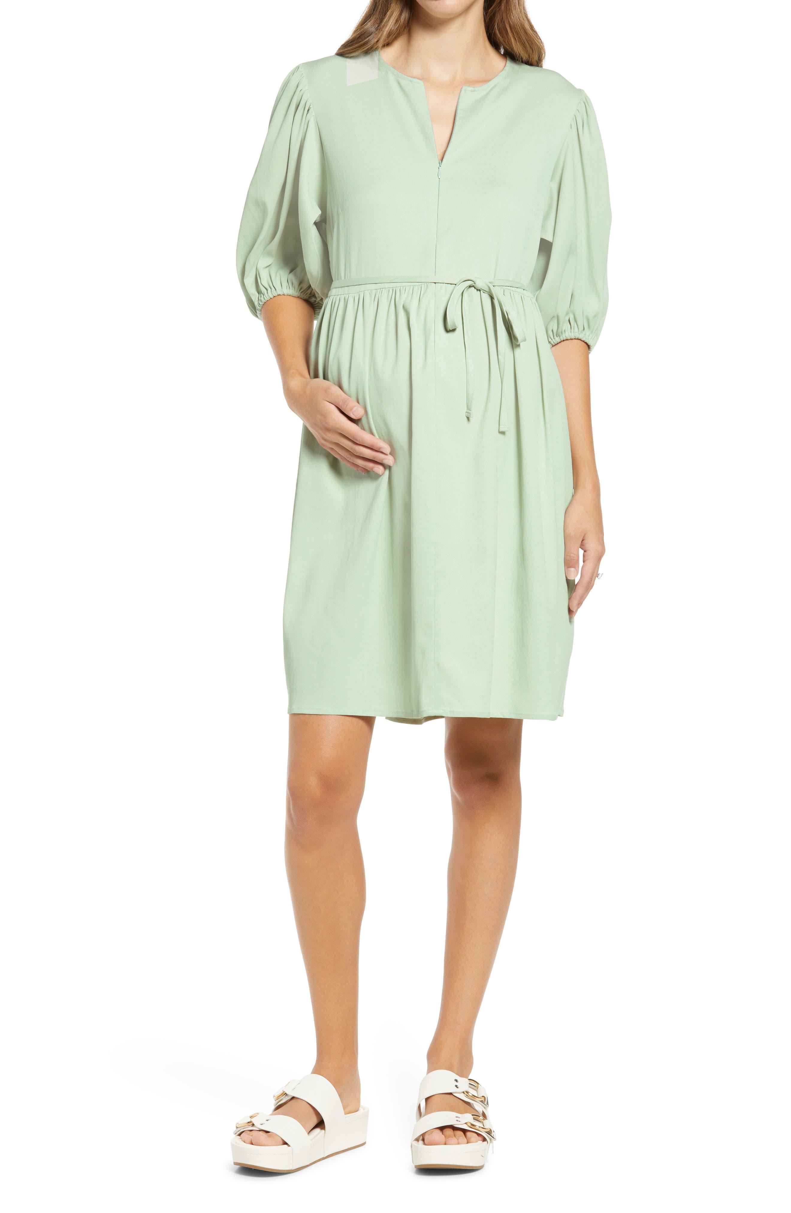 Celest Maternity Dress