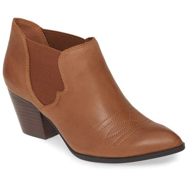 Bella Vita Emilia Bootie- Brown