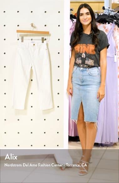 Le High Pedal Pusher Jeans, sales video thumbnail