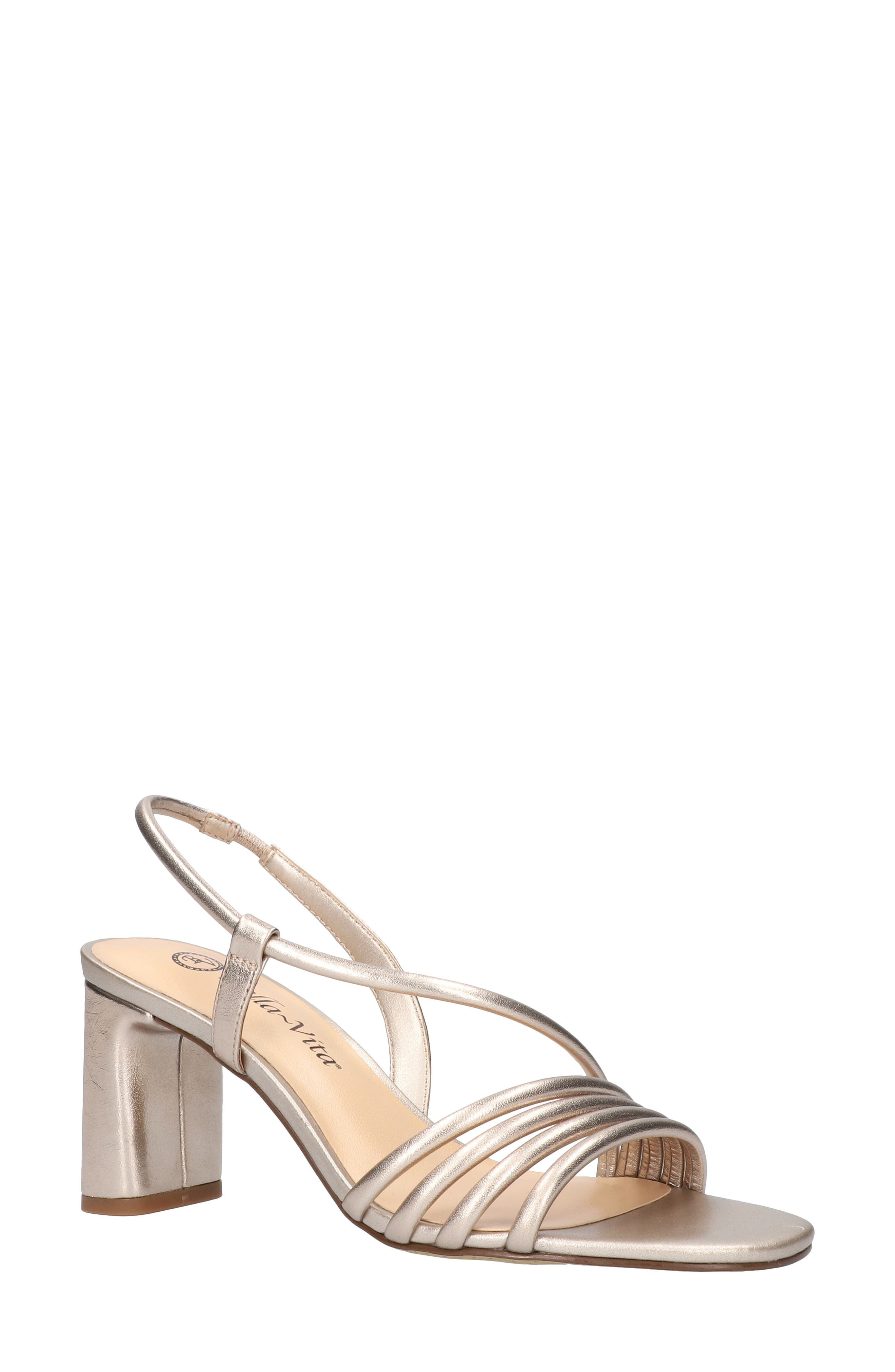 Zariah Strappy Slingback Sandal