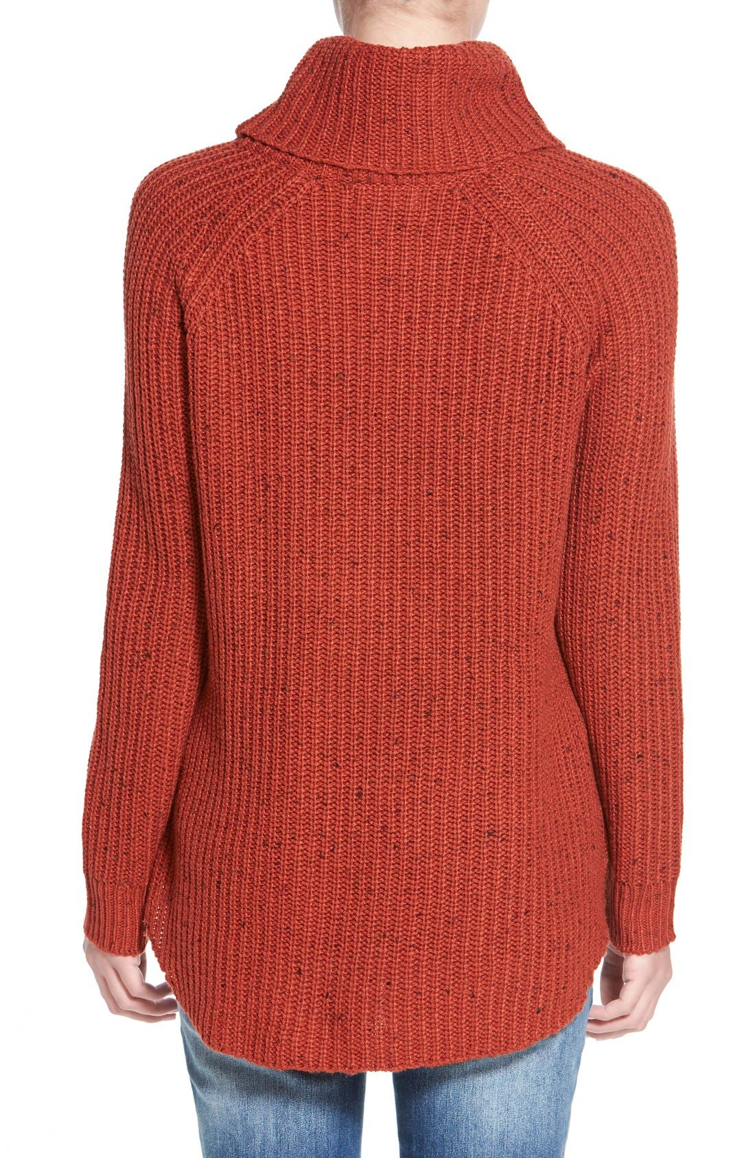 ,                             Turtleneck Sweater,                             Alternate thumbnail 25, color,                             610