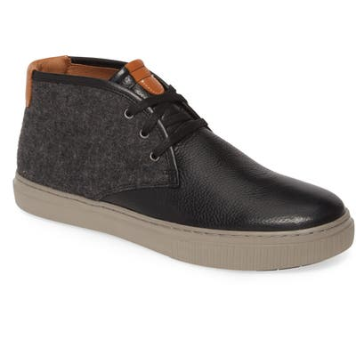 J & m 1850 Toliver Chukka Boot, Black