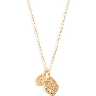 Anna Beck Kite Double Pendant Necklace (Nordstrom Exclusive)
