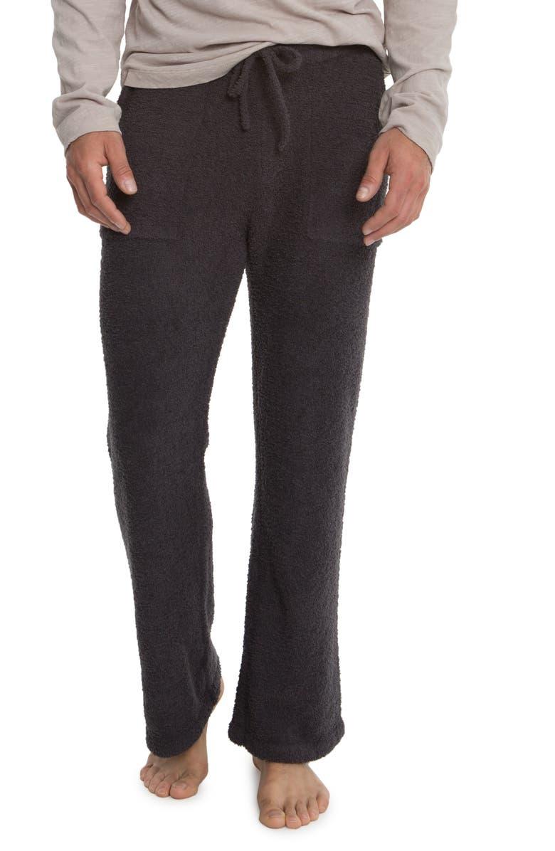 BAREFOOT DREAMS<SUP>®</SUP> Barefoot Dreams Lounge Pants, Main, color, CARBON