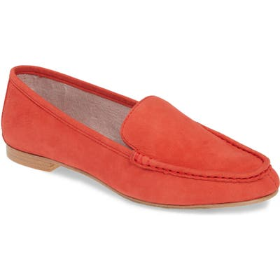 Taryn Rose Collection Diana Loafer- Red