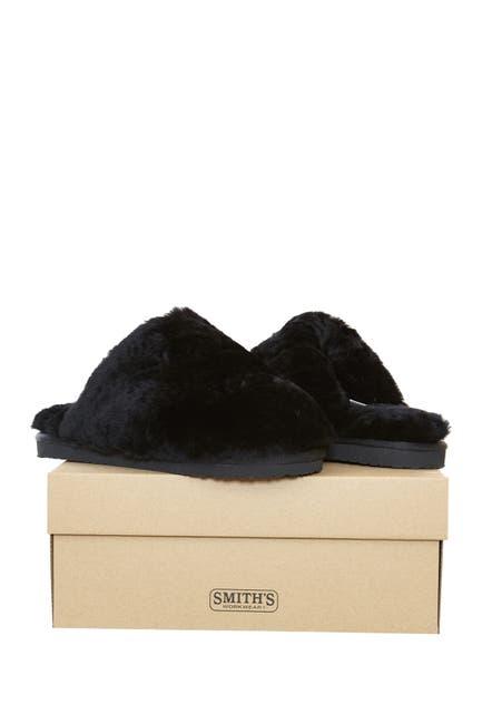 Image of SMITHS WORKWEAR Genuine Plush Australian Shearling Slipper
