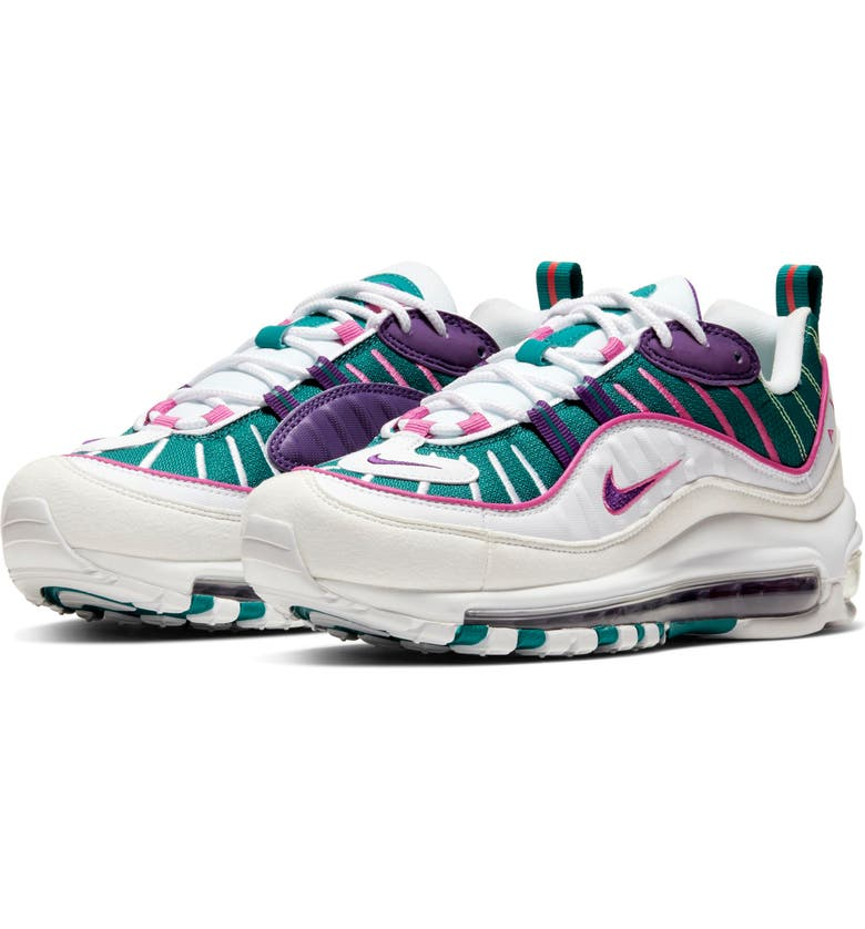 NIKE Air Max 98 Sneaker, Main, color, 301