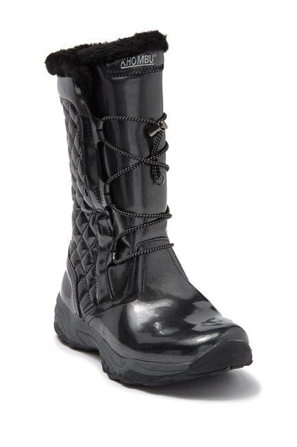 Image of Khombu Suzie Faux Fur Lined Boot