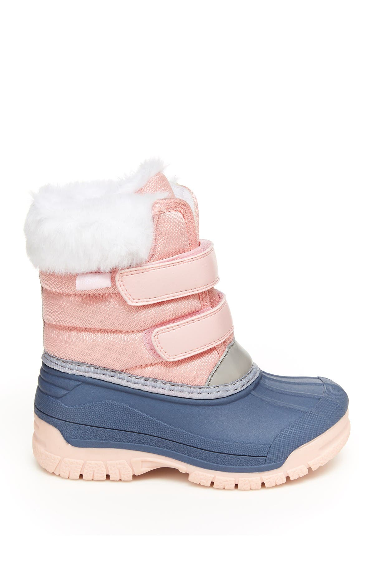 OshKosh Yule Faux Fur Trimmed Duck Boot