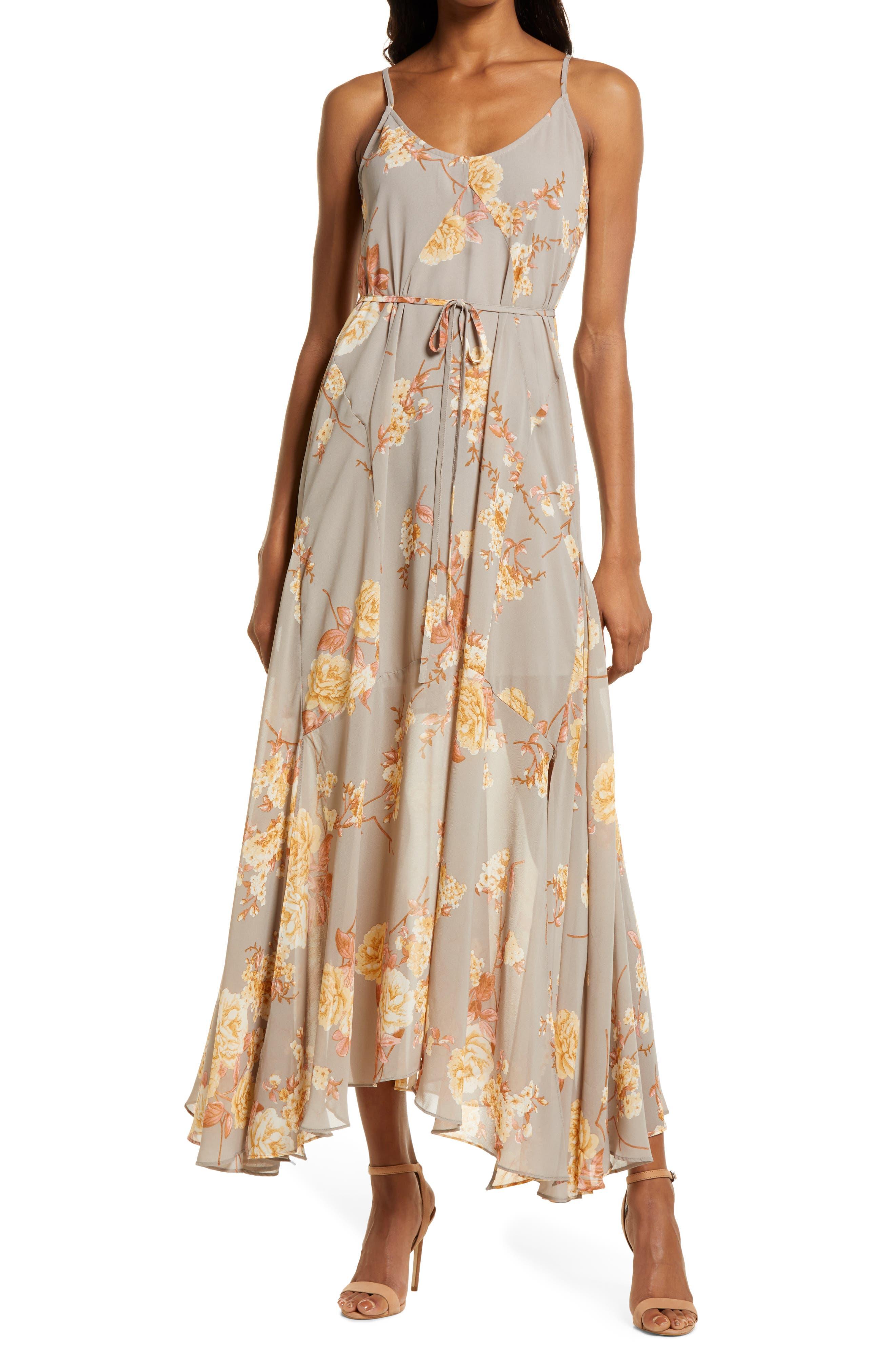 Feeling Freesia Floral Dress