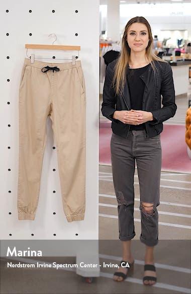 Sureshot Skinny Fit Jogger Pants, sales video thumbnail