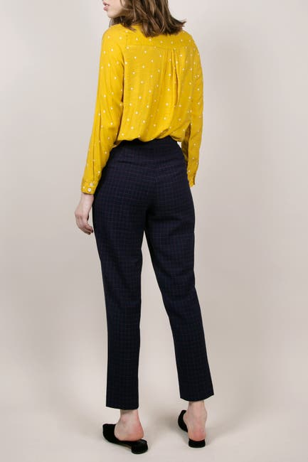 Image of FRNCH Flat Front Pant
