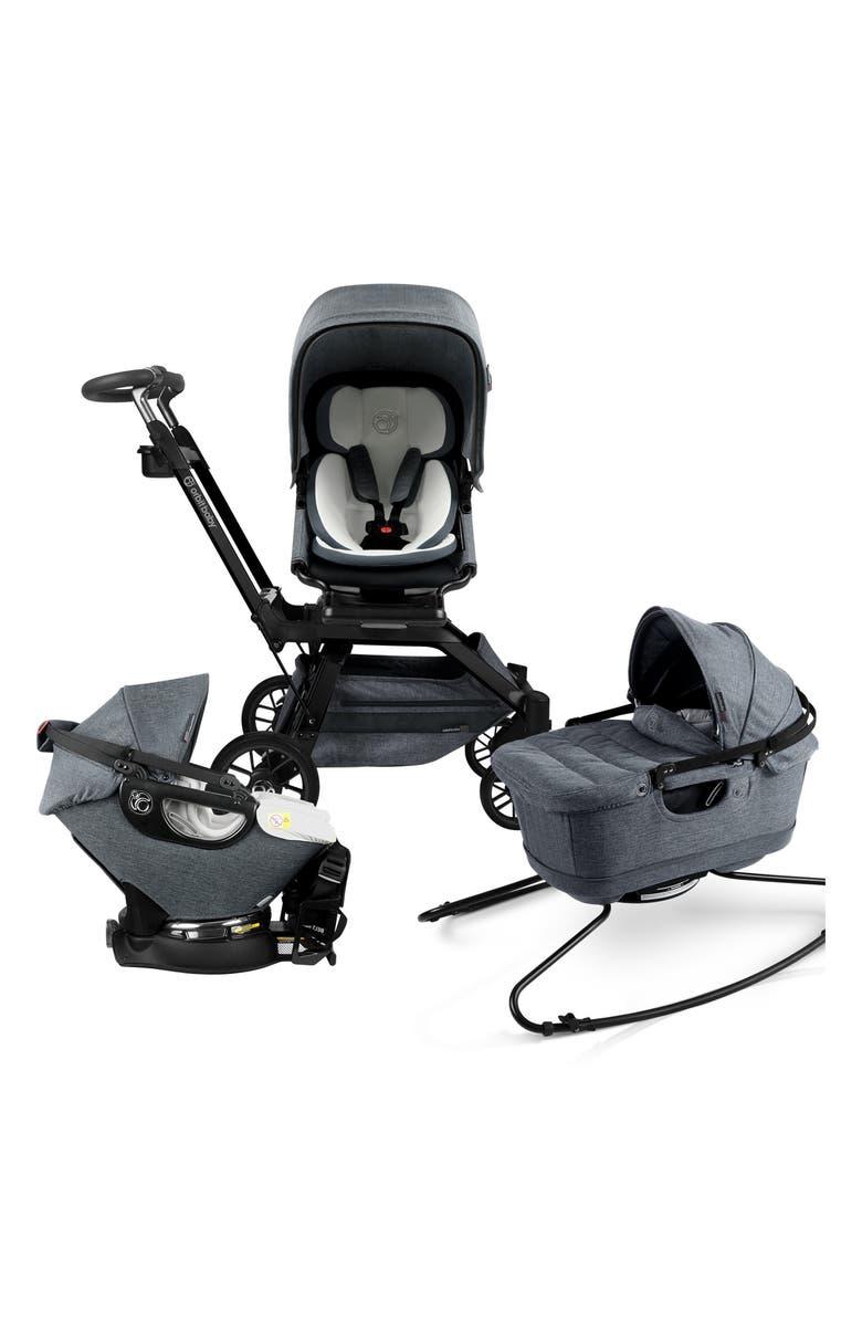 Orbit Baby Stroll Sleep Ride G5 Car Seat Bassinet Stroller
