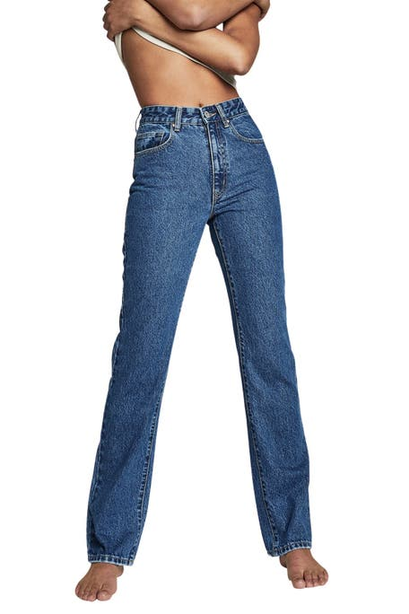 Women S Straight Leg Jeans Nordstrom Rack Discover this season's relaxed denim designs with a pair of women's straight leg jeans by tommy hilfiger, tommy jeans and the hilfiger collection. women s straight leg jeans nordstrom rack