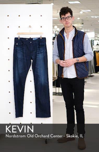 'Protégé' Straight Leg Jeans, sales video thumbnail