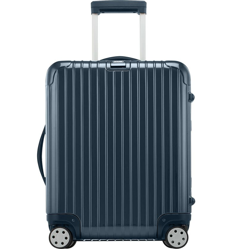 RIMOWA Salsa Deluxe 22-Inch Cabin Multiwheel<sup>®</sup> Carry-On, Main, color, 400