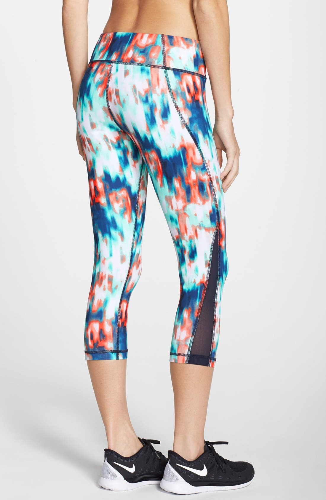 ,                             Live In Streamline Reversible Capris,                             Alternate thumbnail 60, color,                             431