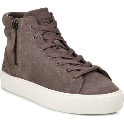 Ugg Olli High Top Sneaker, Grey