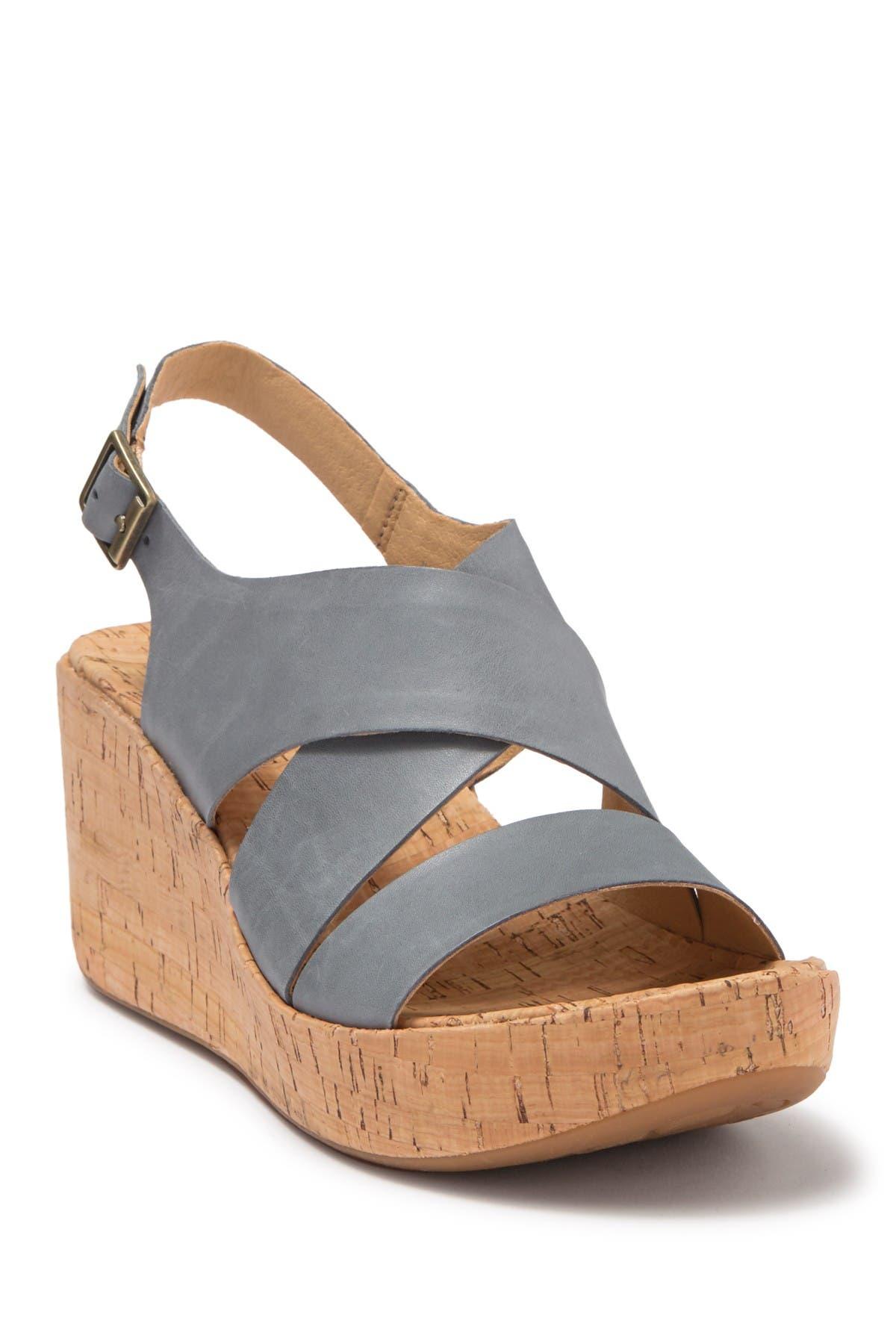 Image of KORKS Adela Platform Wedge Sandal