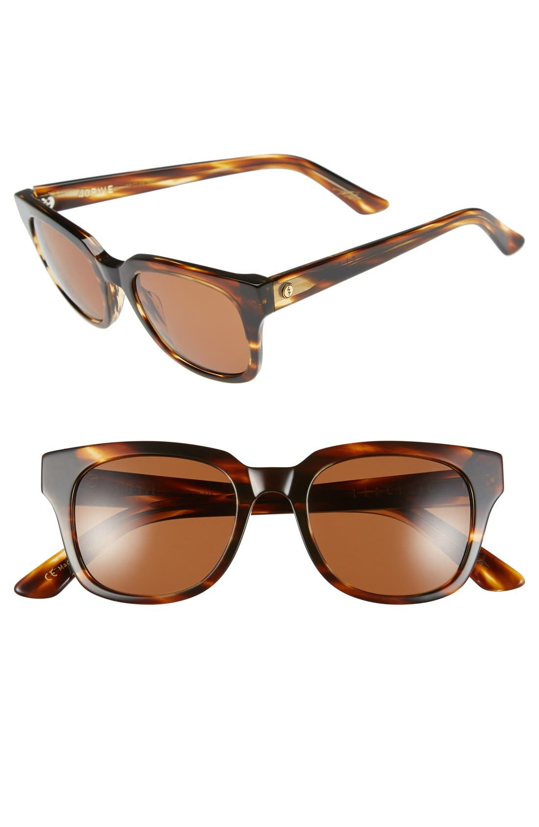 ,                             '40FIVE' 50mm Retro Sunglasses,                             Main thumbnail 4, color,                             200