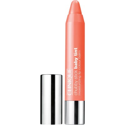 Clinique Chubby Stick Baby Tint Moisturizing Lip Color - Poppin Poppy