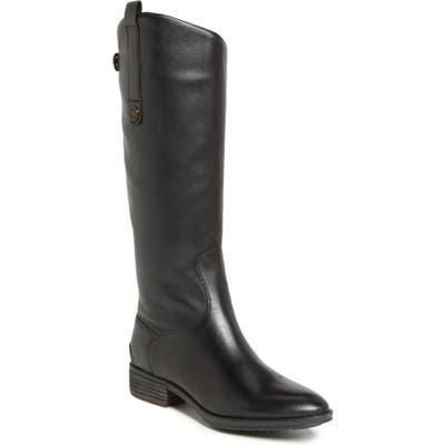 Sam Edelman Penny Boot, Regular Calf- Black