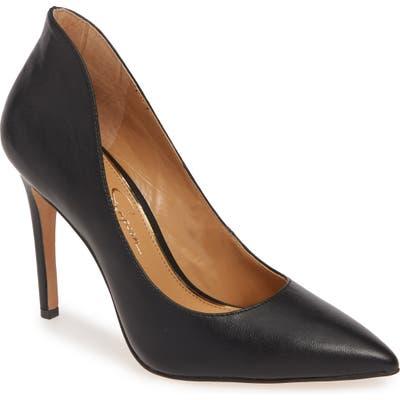 Jessica Simpson Parthenia Pointy Toe Pump, Black