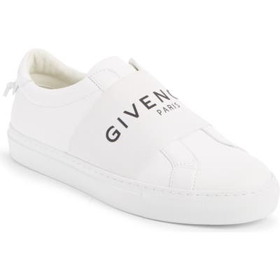 Givenchy Urban Street Logo Band Sneaker - White