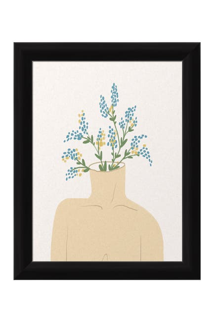 Image of PTM Images Springtime Thinking Framed Giclee Print