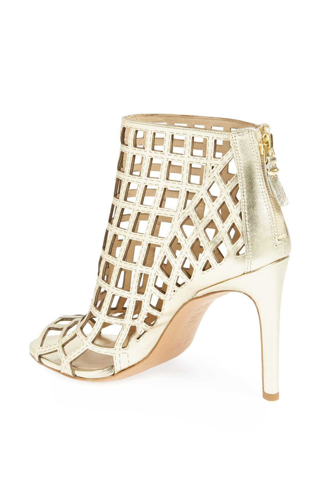 ,                             'Elenora' Cage Bootie,                             Alternate thumbnail 23, color,                             710